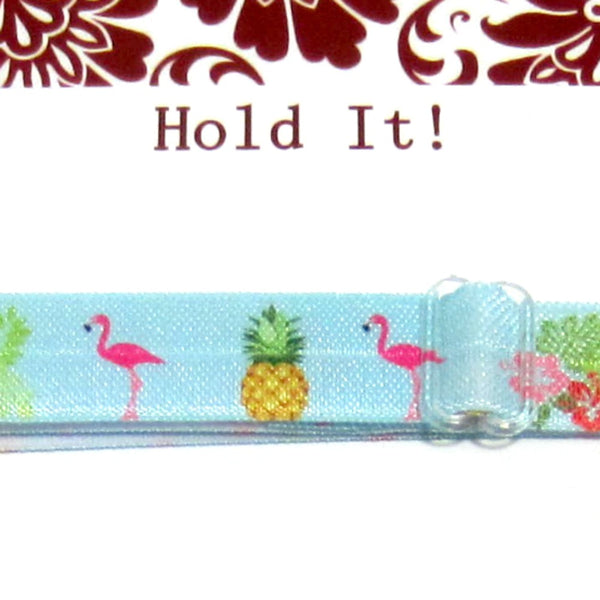 Fruits-Pineapple, Watermelon, Cherries You Pick Individual Adjustable Headband For Babies, Toddlers, Women - Hold It!