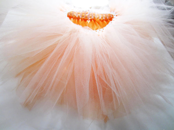 Peach Ombre Tutu-2 Sizes Available