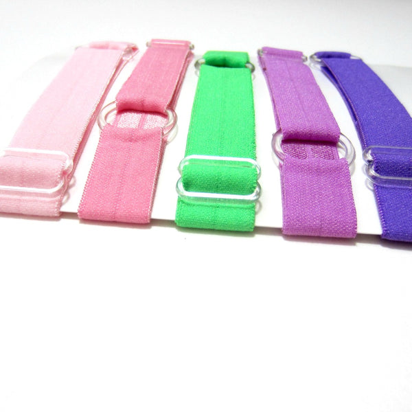 Solids-Individual Adjustable Headband -Choose Your Own Colors! - Hold It!