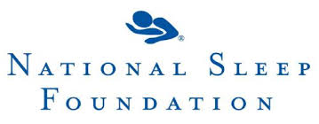 National Sleep Foundation approved credentialed provider and business symbol