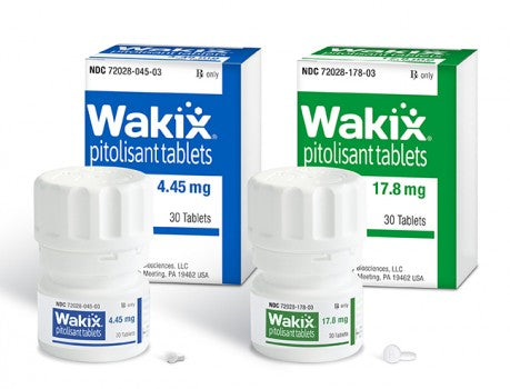 wakix pitolisant new narcolepsy medication