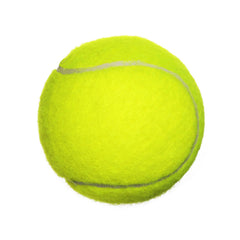 Tennis ball for use in positional therapy for positional obstructive sleep apnea (OSA)