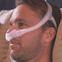 DreamWear Under-The-Nose Nasal CPAP Mask from Philips' Respironics - Fit-Pack
