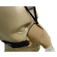 Circadiance SleepWeaver Advance Small Cloth Nasal CPAP Mask with Headgear