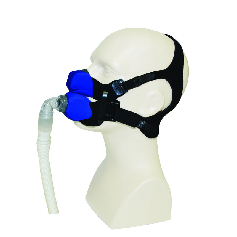 Circadiance SleepWeaver Anew Cloth Full-Face CPAP Mask with Headgear