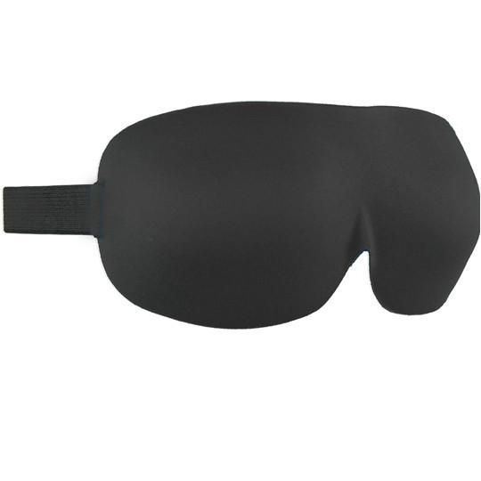 Dream Essentials Black Contoured Sleep Mask by Dream Essentials