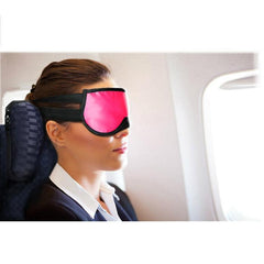 Dream Essentials Dark Blue Goodnight Flight Sleep Mask