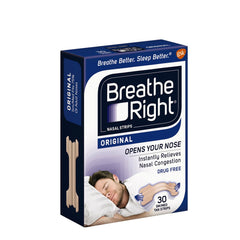 Breathe Right Nasal Strips - Original