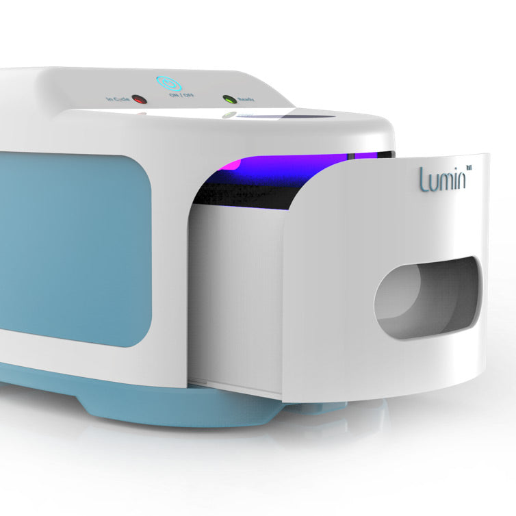 lumin bullet 3b medical uv sanitizer
