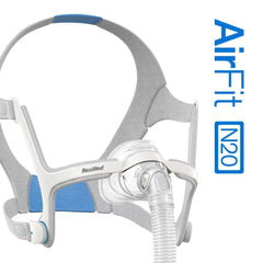 AirFit N20 Nasal CPAP Mask with Headgear from ResMed