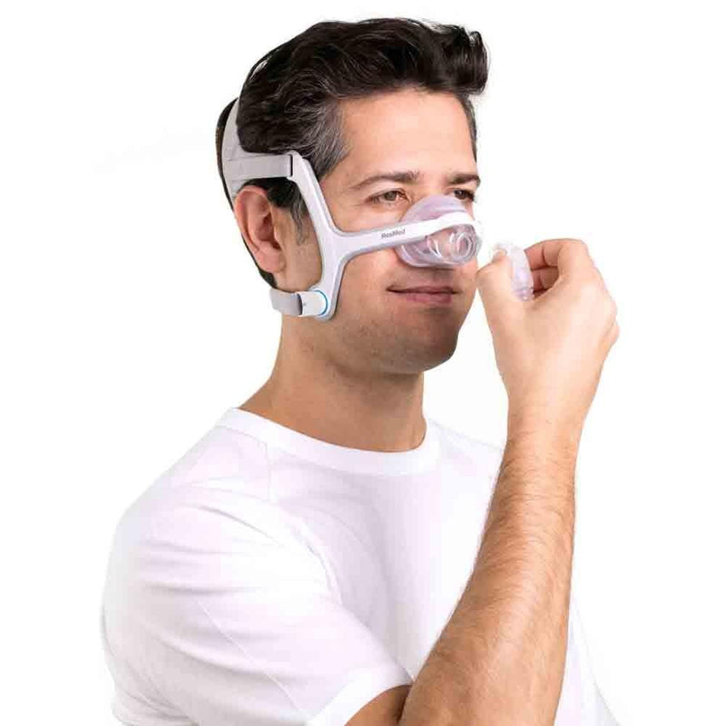 ResMed AirFit N20 Nasal CPAP Mask with Headgear from ResMed