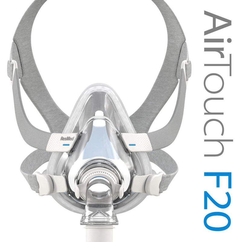 ResMed AirTouch F20 Full Face CPAP Mask from ResMed