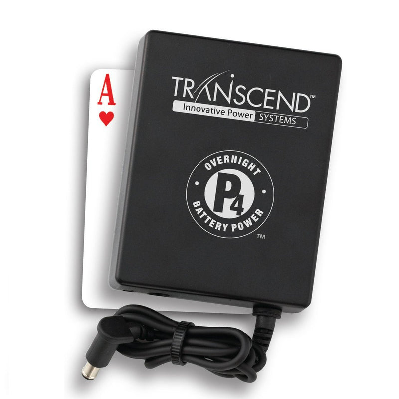 Somnetics P4 - One Night/7 Hours of Use Transcend Portable Batteries from Somnetics