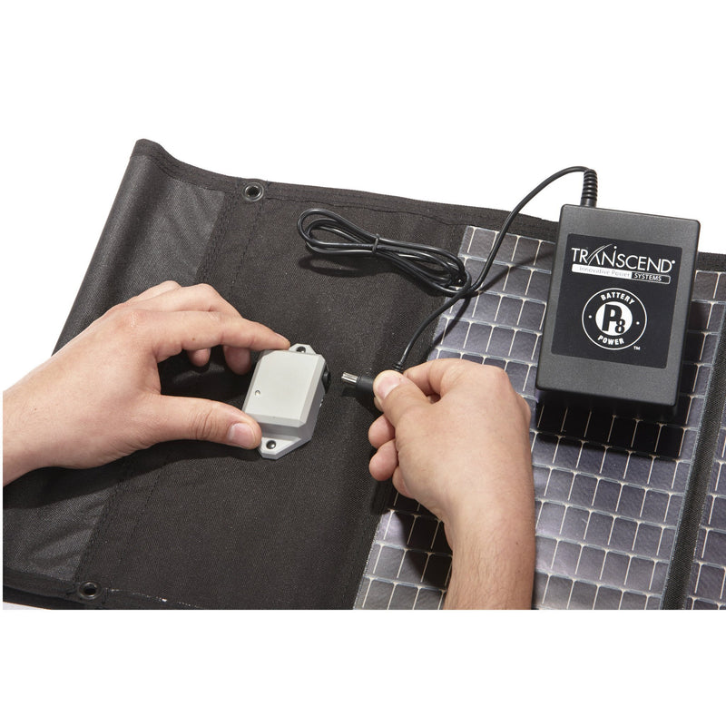 Somnetics Transcend Solar Power Battery Charger from Somnetics