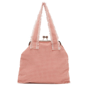 SAMPLE SALE - PICNIC HANDBAG