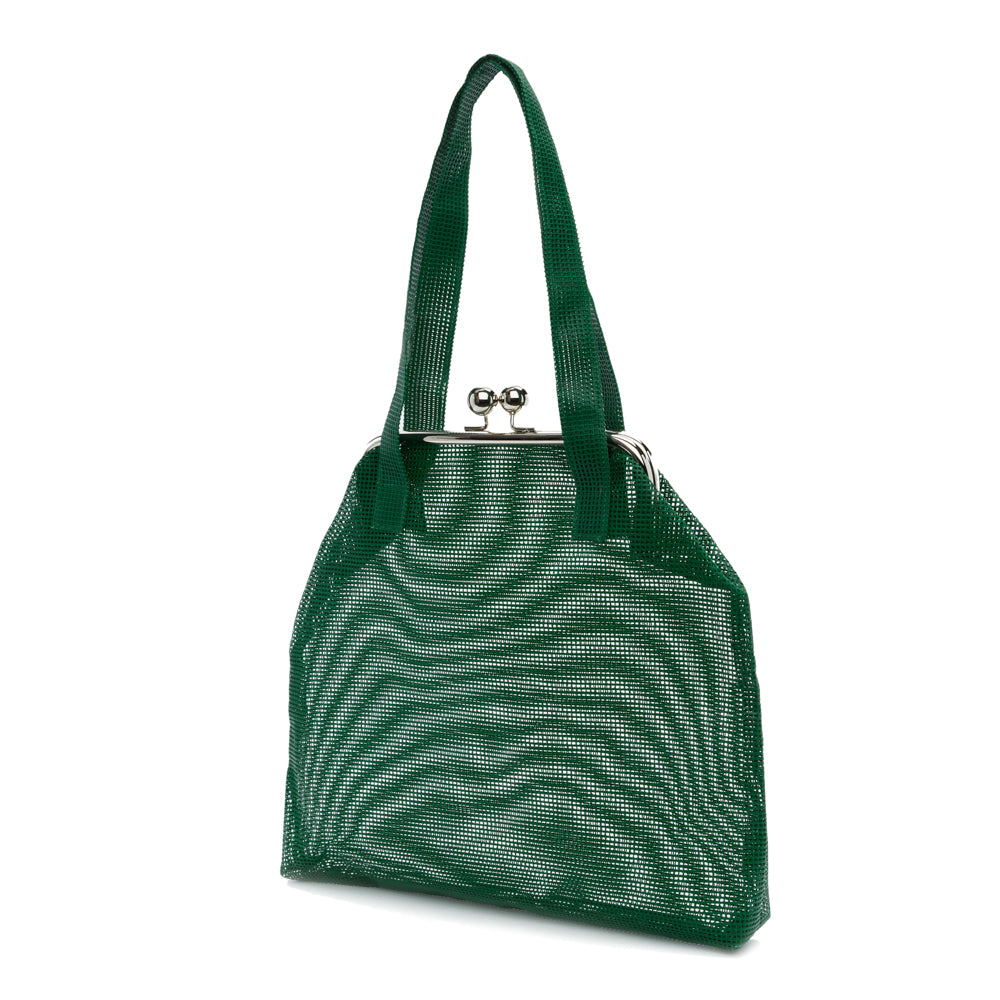 GREEN GAMMA HANDBAG
