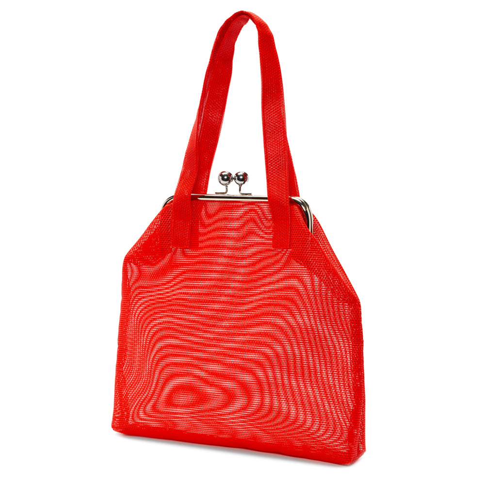 SUBSPACE RED HANDBAG