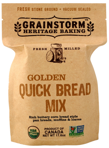 Golden Quick Bread Mix