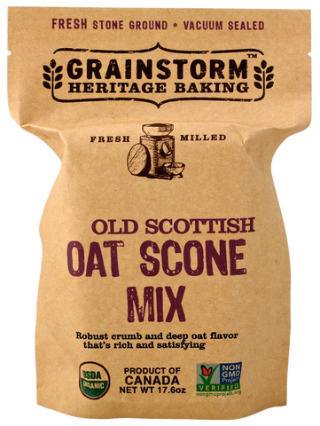 Old Scottish Oat Scone Mix