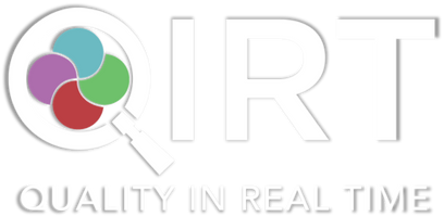 QIRT logo - Quality In Real Time