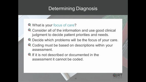Sample Slide from Webinar