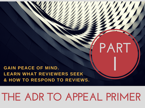 ADR to Appeal Primer