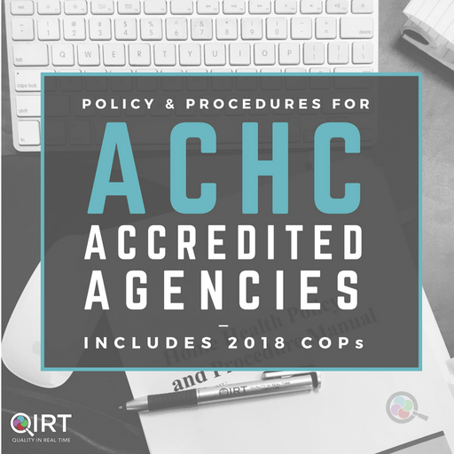 ACHC Accredited Agencies Webinar