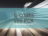 G-Codes and PCR Home Health Care Compliance