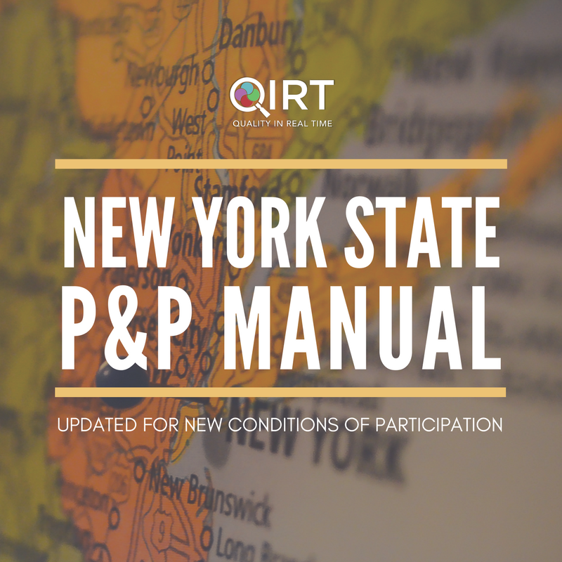 New York State P &P Manual