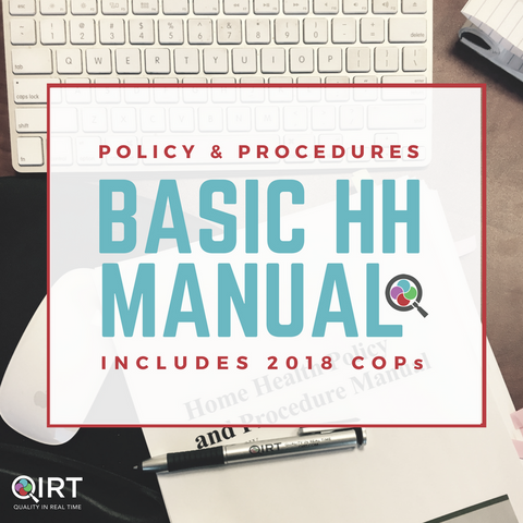 Policy and Procedure Manual - Basic Edition
