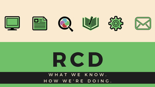 RCD: What We Know. How We're Doing.
