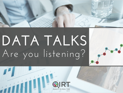Data Talks: Are You Listening?