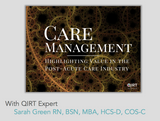 Care Management for Post-Acute Consulting