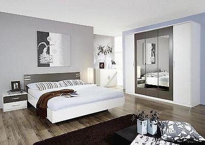 Modern bedroom Furniture set, platform bed, Wardrobe,nightstand, from Germany - My European Lifestyle