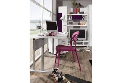 modern youth children  bedroom furniture kids bed wardrobe desk Made in Europe - My European Lifestyle