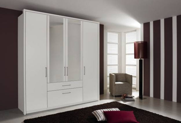 Modern Wardrobe Neuss - My European Lifestyle