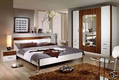 modern bedroom set platform bed european size mattress - My European Lifestyle