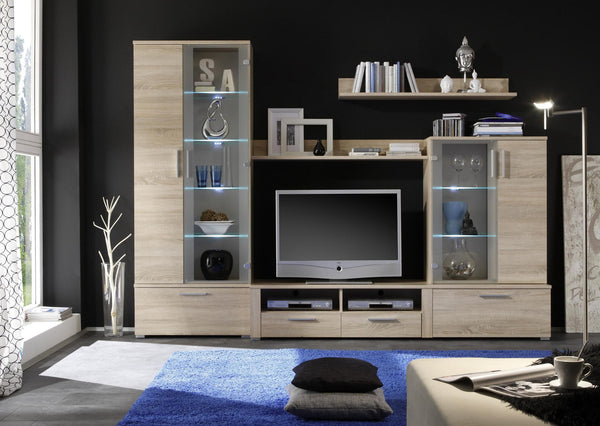 Diana Wall Unit - My European Lifestyle