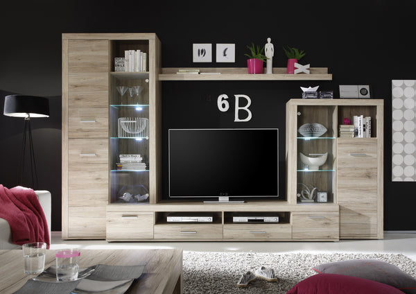 Festival Wall unit - My European Lifestyle