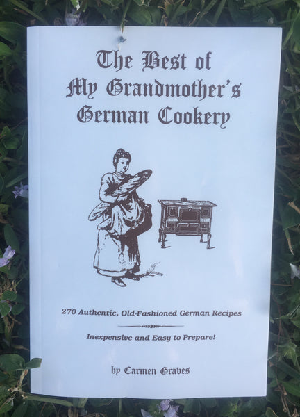 German Cookbook - My European Lifestyle