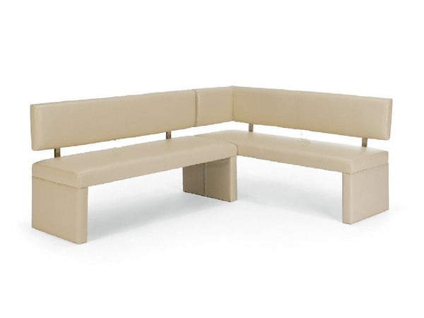 Cosmo 1 Breakfast Nook Bench Beige