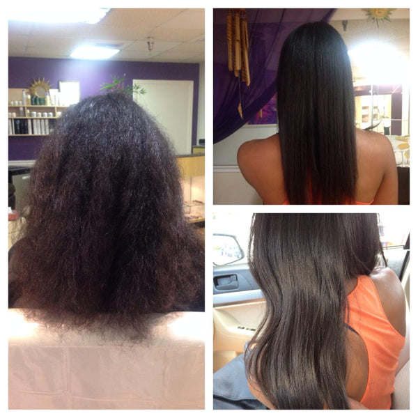 Keratin and Color Deluxe Package