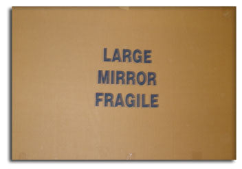Large 2 Piece Mirror Box