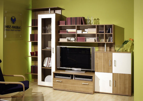 Udine Wall Unit - My European Lifestyle