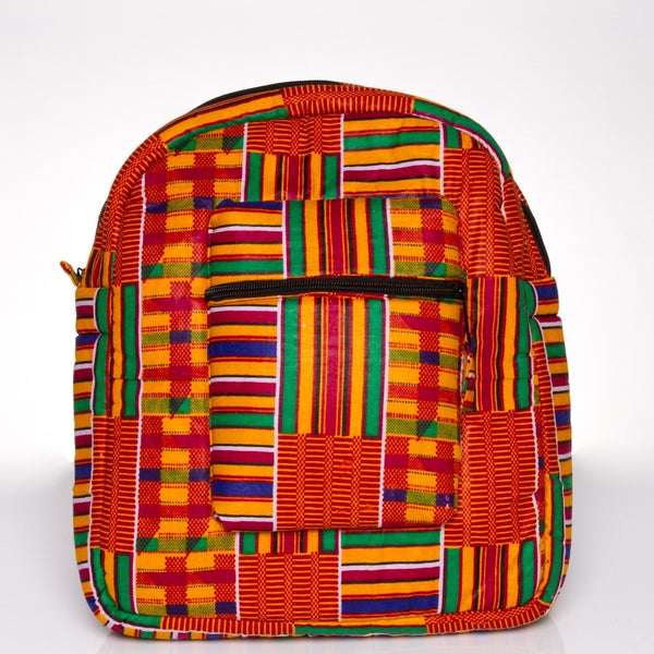 KOBINA MINI PACK IN TRADITIONAL KENTE