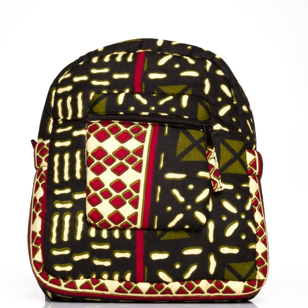 KOBINA MINI PACK IN BLACK MULTI PRINT