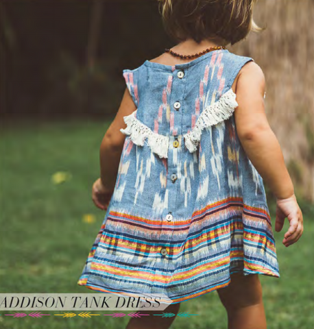Addison Tank Dress