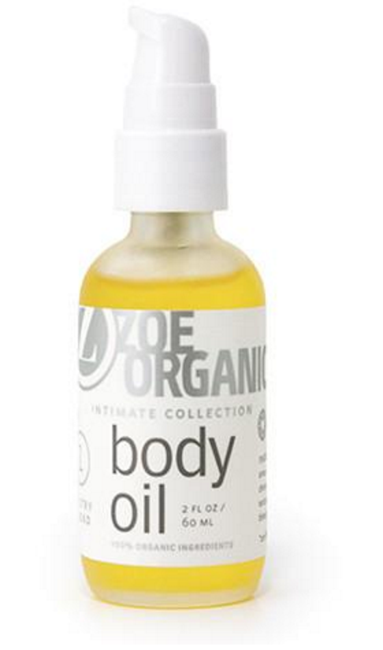 Organic Body Oil For Mom
