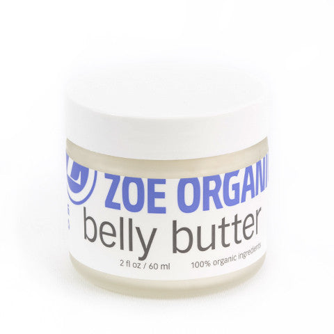 ORGANIC BELLY BUTTER