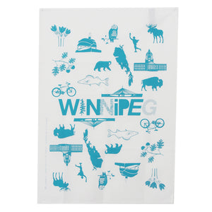 winnipeg teatowel